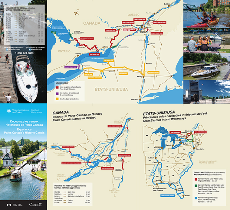 Experience Parks Canada's Historic Canals