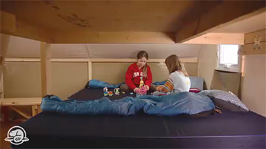 oTENTik Camping Experience at La Mauricie National Park - Try Parks Canada oTENTik. A cross between a tent and a rustic cabin, this type of accommodation offers a unique blend of homey comfort and a taste of outdoor adventure. It's an ideal way for families, friends and couples to discover the joys of camping without all the muss and fuss.