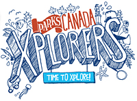 Parks Canada Xplorers - Time to Explore!