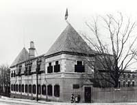 The Québec Garrison Club before 1921
