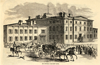The Parliament circa 1860