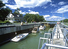 Go through the lock of history and travel Canada's Historic Canals!