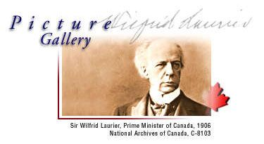 Sir Wilfrid Laurier, Prime Minister of Canada, 1906