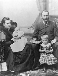 W.R. Motherwell, Adeline, Tal and Alma, 1892