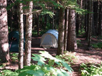 Pleasant Camp campground