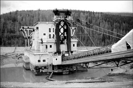 Relocation of Dredge No. 4 NHSC