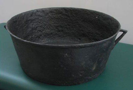 Cast Iron Pot