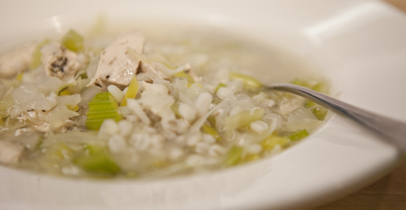 Macdonell Cock-a-Leekie Soup