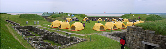 Fort Beauséjour and Fort Cumberland National Historic Site