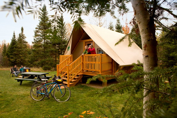 This summer, Parks Canada is making your camping experience in Banff