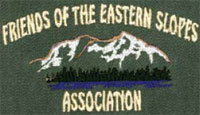 Friends of Eastern Slopes association badge