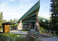 Lake Louise Visitor Information Centre © Parks Canada 2011