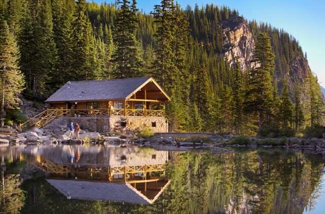 Lake Agnes Teahouse