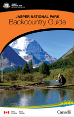 Jasper National Park Backcountry Guide (Large PDF, 5160 KB)