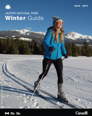 Jasper National Park Winter Guide 2016-2017