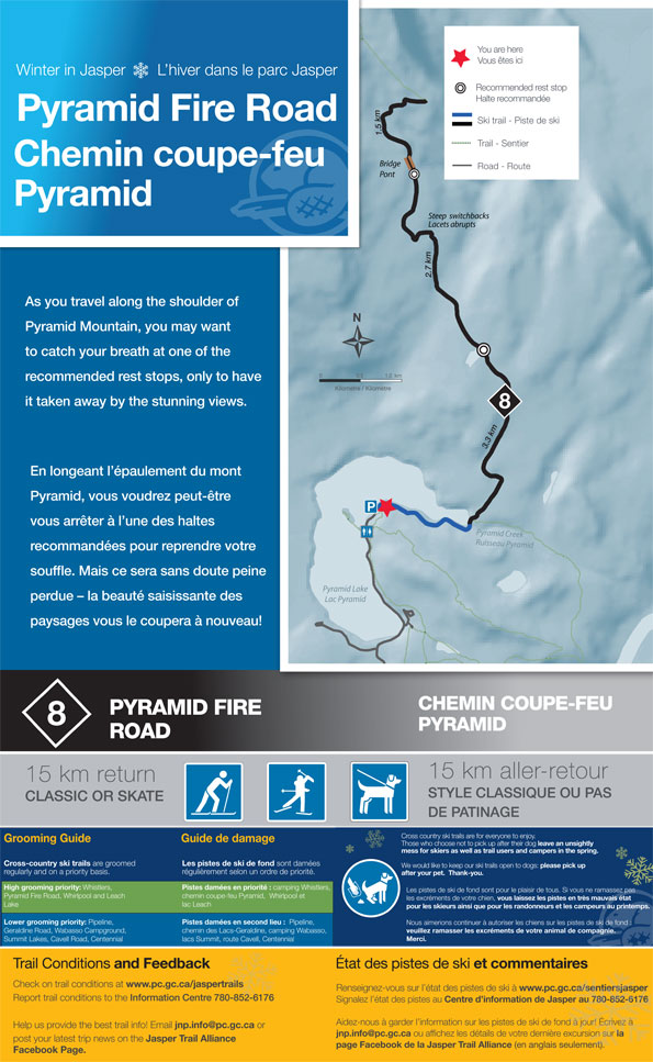 Pyramid Fire Road