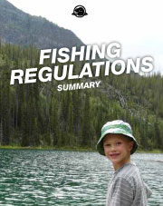 Fishing Regulations 2016-2017 Summary