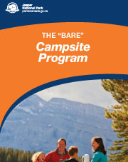 The ''Bare'' Campsite Program