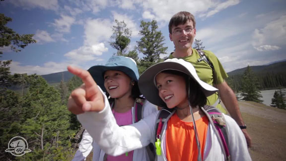Jasper, a family experience - Jasper's a great place for the whole family. Watch this video and start planning your vacation!