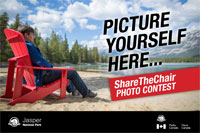 Share the Chair Photo Contest