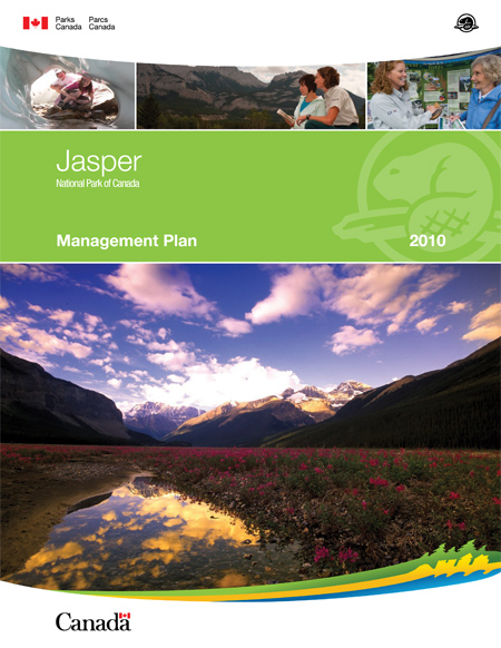 Jasper Park Management Plan