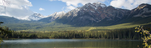 Welcome to Jasper National Park!