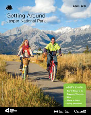 Getting Around Jasper National Park 2015-2016