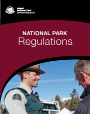 National Parks Regulations