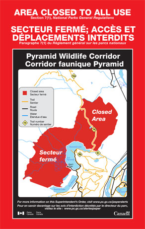 Pyramid Wildlife Corridor