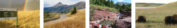 Waterton's Scenic Parkways