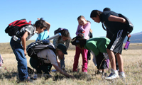 Involving children in national parks today ensures ambassadors for tomorrow