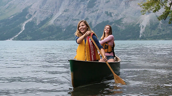 Experience Waterton Lakes National Park - Come experience Waterton Lakes National Park: hiking, biking, canoeing, rock climbing, horse-back riding ... this place has it all!