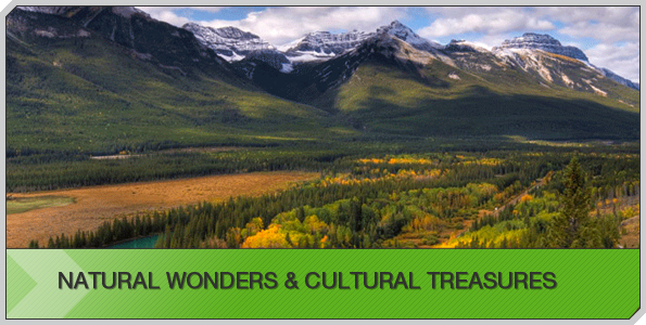 Natural Wonders & Cultural Treasures