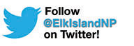 Follow us @ElkIslandNP