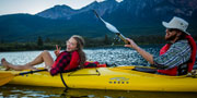 Paddle Sports © Parks Canada / B. Morin