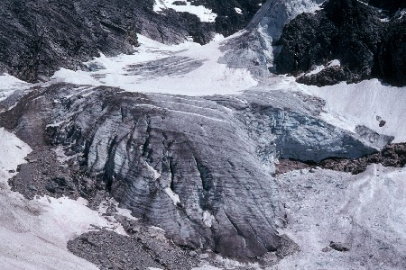 The Vaux Glacier