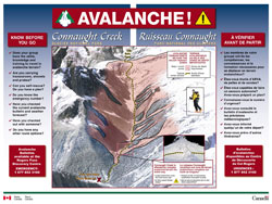 Avalanche Terrain Map