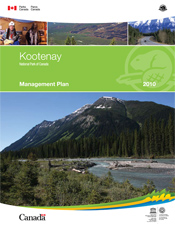 Kootenay National Park of Canada Management Plan 2010