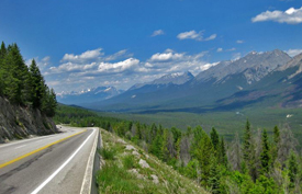 Kootenay Valley Viewpoint © Parks Canada