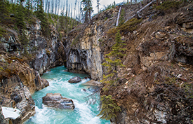 Marble Canyon © Parks Canada