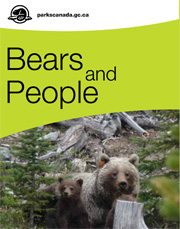 Bear and People