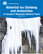 Waterfall Ice Climbing and Avalanches