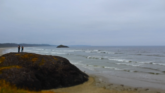 Experience Pacific Rim - Come to Pacific Rim National Park Reserve! Hike the incredible West Coast Trail, explore the endless kilometers of coastal beaches, enjoy swimming and paddling the waves!