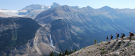 Iceline Trail and Takakkaw Falls