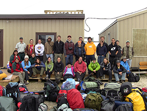 Students participating in the University of Saskatchewan – University of Manitoba field course at Nester One camp in Wapusk National Park rely heavily on the food and supplies purchased in Churchill and are eager to buy souvenirs in town before leaving. The overall economic impact this two-week course has on the town of Churchill is $25,500 in direct spending every year.