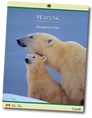 Wapusk National Park Management Plan