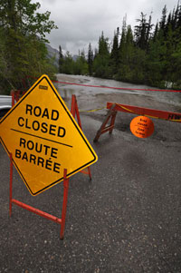 Area Closures and Restrictions