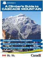 A Climber's Guide to Cascade Mountain