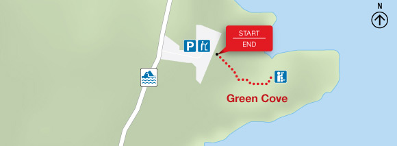 Map - Green Cove
