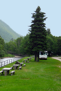 Big Intervale Campground